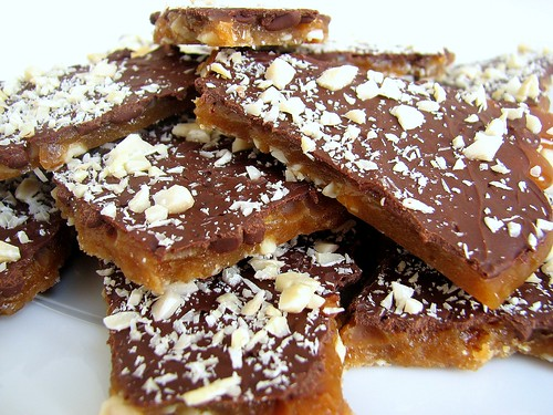SMS Butter Toffee Crunch