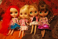 My New Blythes'