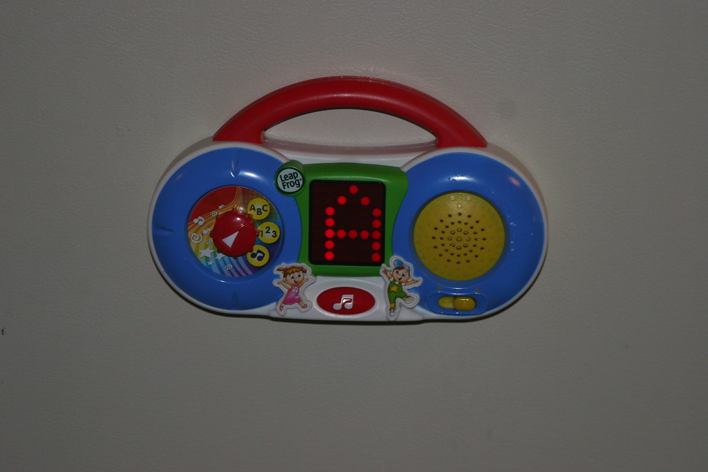 Leapfrog DJ Learning Radio