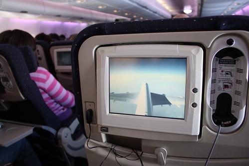 A380 intérieur