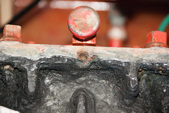 V-Drive Corrosion
