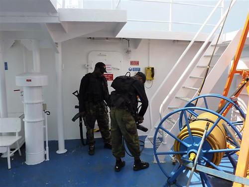 Kameruni BIR laeva peal