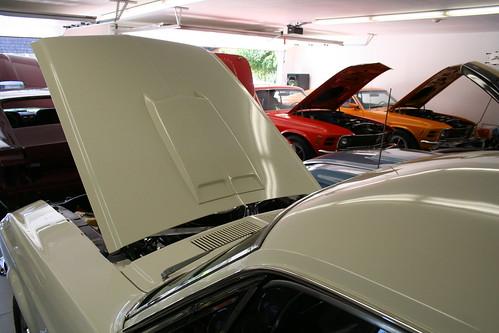Boss 429 Mustang