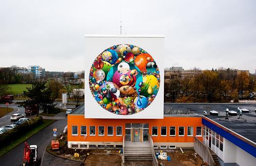Planet Lebensfreude by SEAK:Claus Winkler  @ Häuser Kg