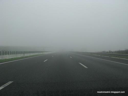 nevoeiro : fog