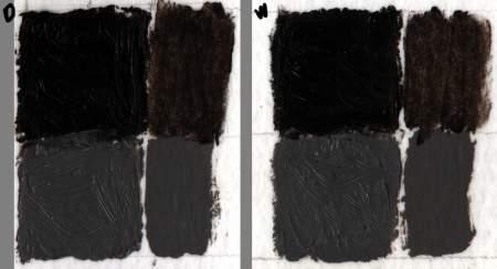 Holbein DUO Lightfast Test 4142129668_b9519384dc_o