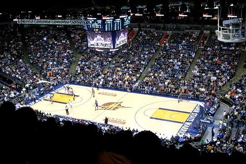 Warriors vs. Lakers