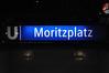 Moritzplatz U-Bahn Entrance