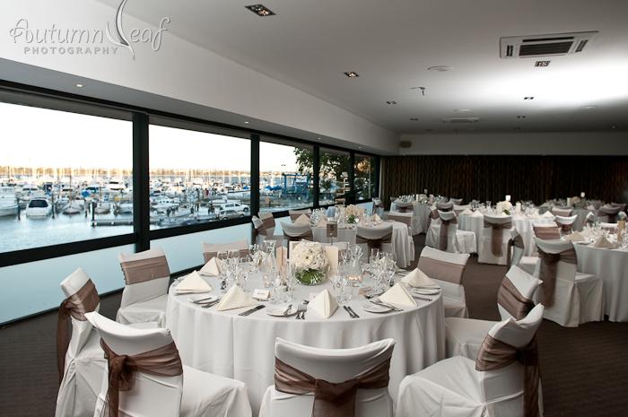 Simone and Jeremy Wedding- Matilda Bay Restaurant