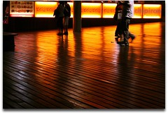 In each color there is light..... (Stina Baruh) Tags: spain reflexions barcelone abigfave