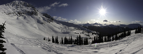 Blackcomb Pano II