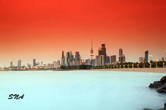 Kuwait City (Sadeq Nader Abul) Tags: city shop work canon eos mark ii 5d kuwait filters nader kws sadeq  abul