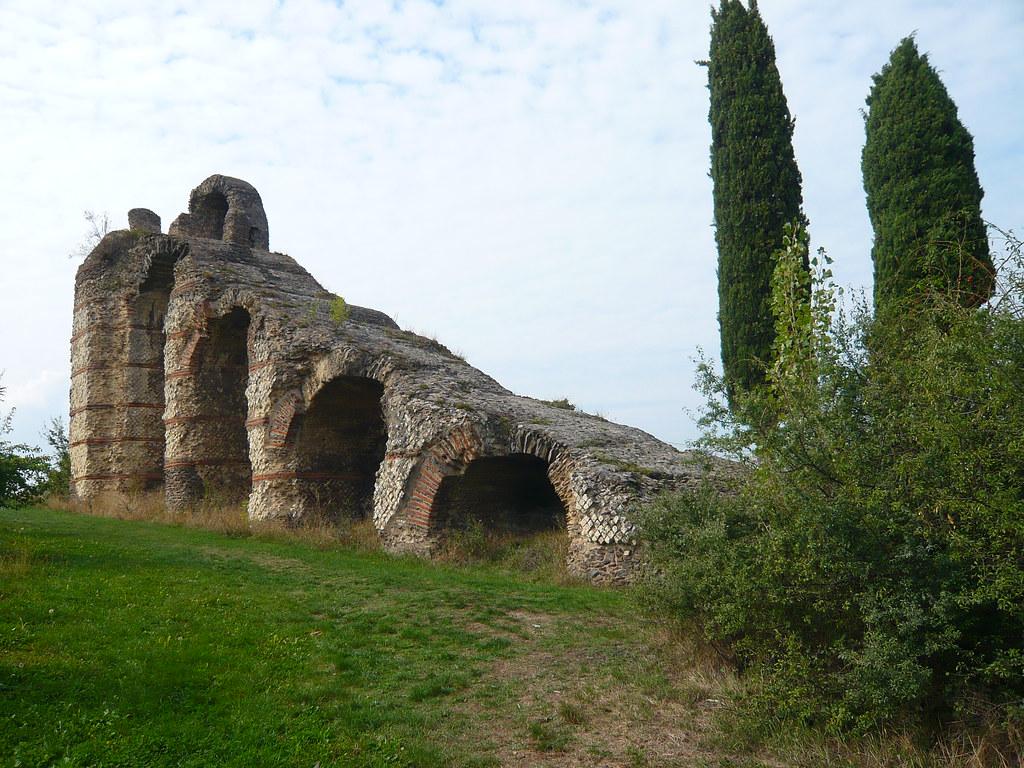 Rhône - Chaponost - Réservoir de chasse du pont-syphon du Trion
