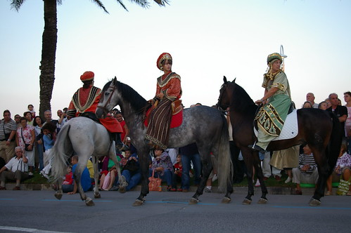 The festivities in Alicante
