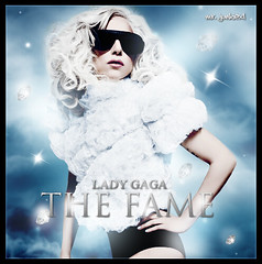 Lady Gaga [ The Fame - The Fame ] (Mr.JunkieXL) Tags: news monster lady lights dance blood telephone fame ark alejandro gaga 2010 videophone tratamiento inda pparazzi badromance rxljunkieboy sohappyicoulddie bdromance