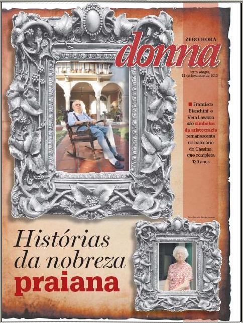 A nobreza do Cassino no Donna