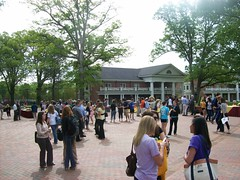 Elon University College Coffee (Tony Crider) Tags: college coffee table university day tour market earth farm tony company butter mug shops jar peanut elon spaghetti brochures piedmont crider