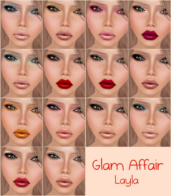 Glam Affair - Layla Natural