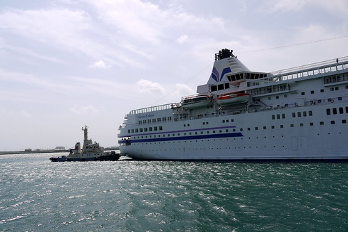 Pacific Venus@Toyama port
