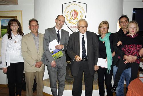 Championnat d?Europe de Golf du Rotary