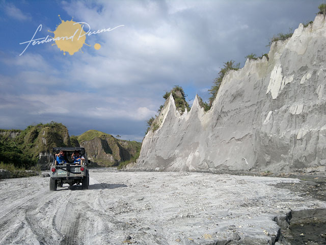 4x4 Run at Mount Pinatubo