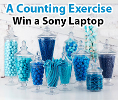 The Toronto Accountants support the A Counting Exercise photo contest