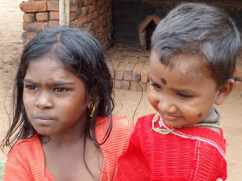 Tilemaker's children, India