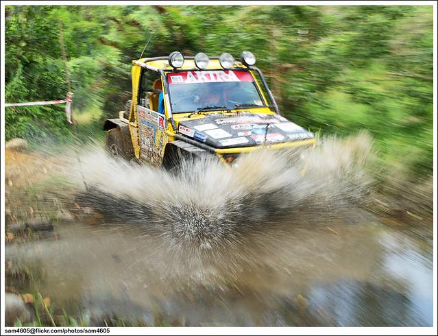 DAY 2 @ Kaamatan Ranau 4x4 Challenge 2011