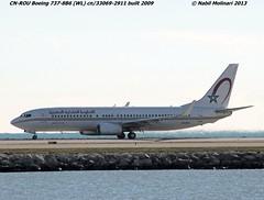 RAM Royal Air Maroc CN-ROU @ LFMN 30-12-2013 (Nabil Molinari Photography) Tags: nice air royal maroc boeing cote ram 2009 wl dazur lfmn 7378b6 cfm567b2 cnrou cn330692911