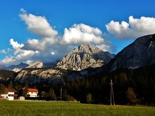 Ehrwald, Tyrol - Austria (N1021)