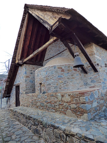 Pedoulas - Church of Archangelos Michail, exterior (3)