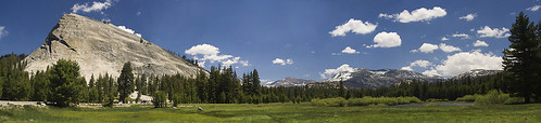 Photo of the Day: Lembert Dome and Tuolumne Meadows by Mathew Winchester