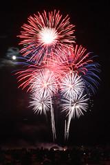 Happy 4th (Bill'sLIPhotos) Tags: park ny newyork beach canon eos rebel li jones day state fireworks 4 4th july grand longisland 1855 independence finale 2009 jonesbeach xsi efs1855 450d canon450d canonxsi