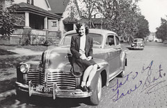 Lots of Love, Dot (newmexico51) Tags: woman illinois wwii dot 1940s pontiac forties 1941 homefront 1943