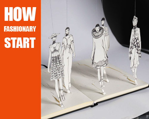 3727803565 57bd5b2126 o How FASHIONARY Start: from sketches to online store