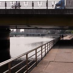 Shiotsuru-bashi bridge, Trurumi 01
