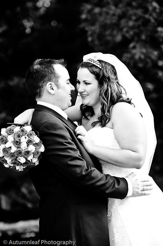 Pamela & Adam's Wedding  - The Couple