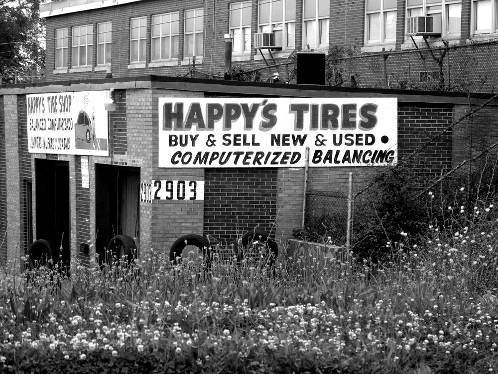 Happy Tires