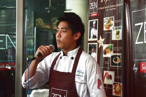 Zen Star Chef Emil Farez