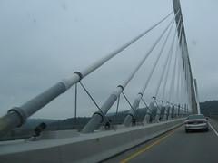 Center Suspension Bridge