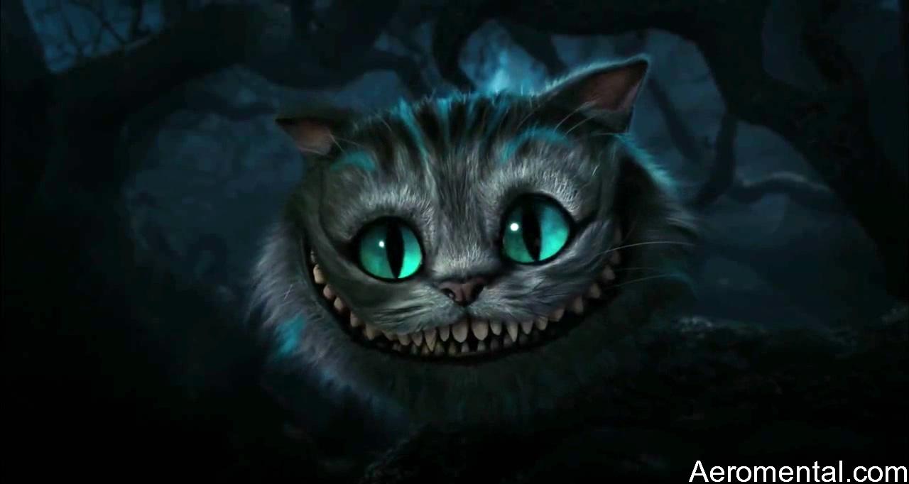 Alicia en el País de las Maravillas HD gato risón