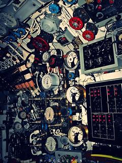 Inside HMAS Onslow