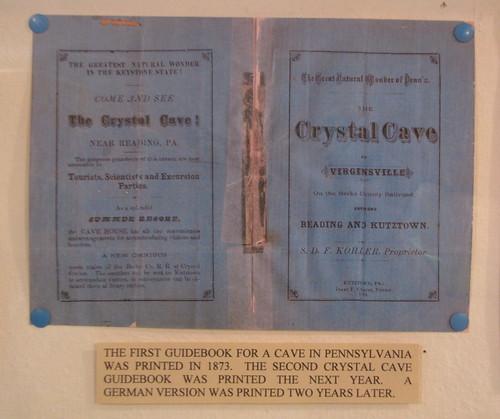 Crystal Cave Guidebook