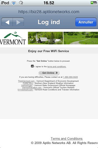 Gratis wi-fi i USA - Roadtrip 2009