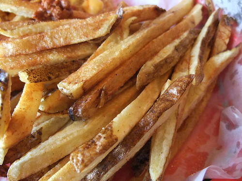 French Fries at Dirty Frank's