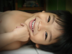 Happy Boy Wednesday :D (Gilbert Rondilla) Tags: camera boy people color smile face up horizontal closeup children point asian happy photography photo kid nikon shoot child close philippines son explore gilbert filipino digicam notmycamera frontdoor own pinoy offspring borrowedcamera pns hbw rondilla notmyowncamera platinumheartaward gilbertrondilla gilbertrondillaphotography luisianian gettyimagescollection frontdoorphotography