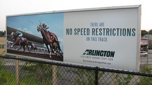 arlington park horse racing