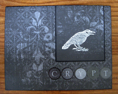 Crypt raven