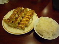 宇都宮餃子館 3色餃子セット