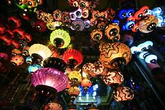 Turkish deLIGHT (laszlo-photo) Tags: turkey istanbul delight lamps turkish grandbazaar kapalicarsi çarşı kapalıçarşı kapalı